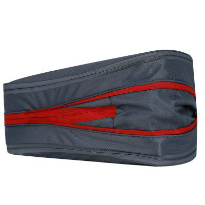 Outdoor Travelling Home Storge Bag for Clothes with Dry and Wet Seperation Cabinet