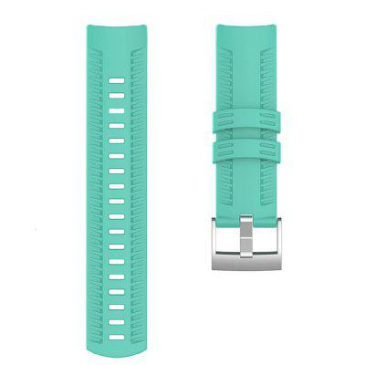 Sport Silicone Watch band for Suunto 9 9 Baro Strap Silicone Replacement Wristband 24mm