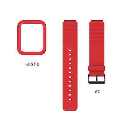 Xiaomi smartwatch Silicone watch strap and PC case