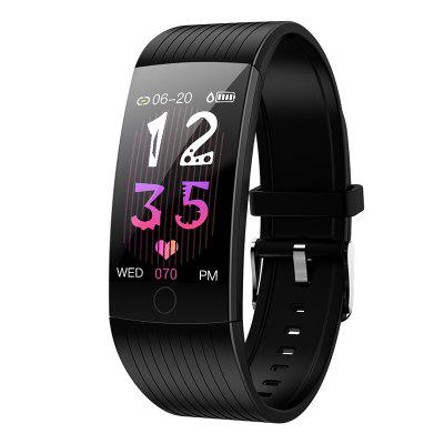 Q18 Smart Wristband Heart Rate Blood Pressure Sport Smartwatch Waterproof Physiological Reminder