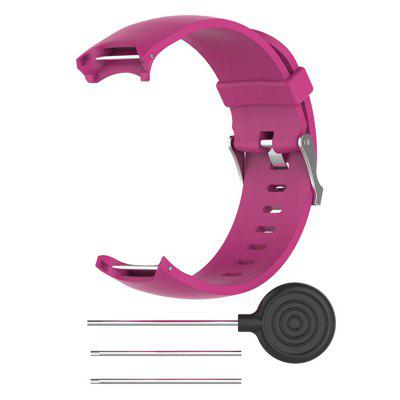 Wrist Band for Garmin Approach S3 GPS Watch High Quality Silicone Replacement Watch Strap with Tool
