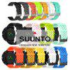 24mm Silicone Watch Strap Official and Quick dismantling for SUUNTO smartwatch 9 9baro D5 ALPHA