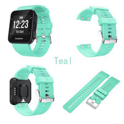 Silicone Sport Wristband For Garmin Forerunner 35 Smart Watch Band Strap With Tool And Screw