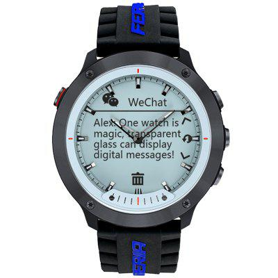 M5 Smart Watch Display Screen Smart Band 5ATM Waterproof Heart Rate Monitor Hybrid Smart Wristband