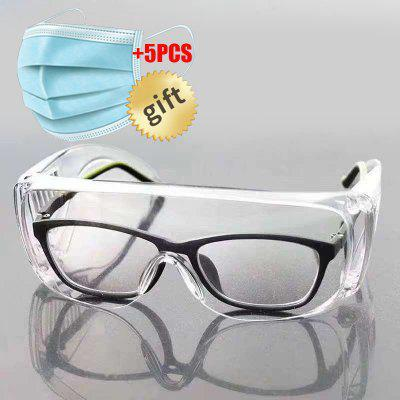 Medical Protective Goggles Closed Air-permeable Dust Splash Goggles Safety eye protector Goggles