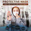 Disposable Mask KN95 Face Mask Non woven Fabric Protective Masks Dust Particles Pollution Filter