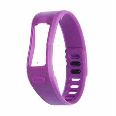 Comfortable For Garmin Vivofit 1 Wrist Strap TPE And TPU Replacement Band With Clasp S and L Size