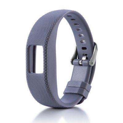 Soft Strap Wristband Band For GARMIN Vivofit4 Bracelet Smart Watch Silicone Replacement