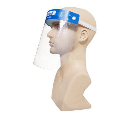 Protective Respirator Lightweight Transparent Face Shield Anti-pollution Isolation Protective Mask