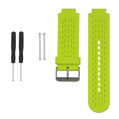 Silicone Watch Bands Strap for Garmin vivoactive  Approach S2 S4 GPS Watch With Pins And Tool