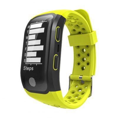 S908 G03 Smart Band GPS Smartwatch With Heart Rate IP68 Waterproof Fitness Tracker Smart Bracelet