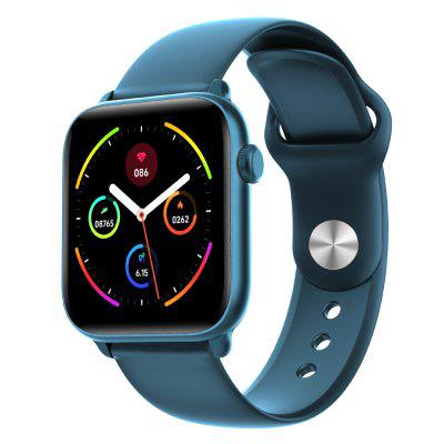 KW37pro Smartwatch Temperature Heart Rate Monitor Full Touch Screen IP68 Waterproof Band VS T1 P8