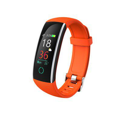 C20 Smart Watch With Heart Rate Monitor Weather and Message Push Activity Tracker Fitness Smartwatch
