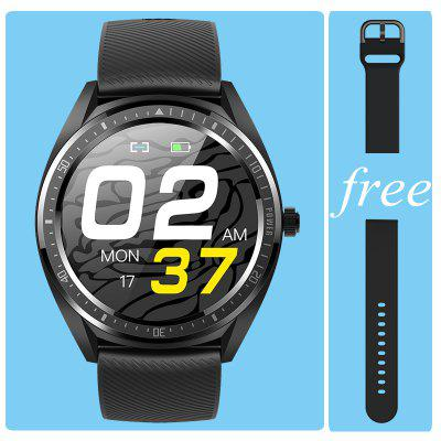 Smart Watch IP68 Waterproof Long standby Fitness Tracker Heart Rate Blood Pressure Smart Wristband