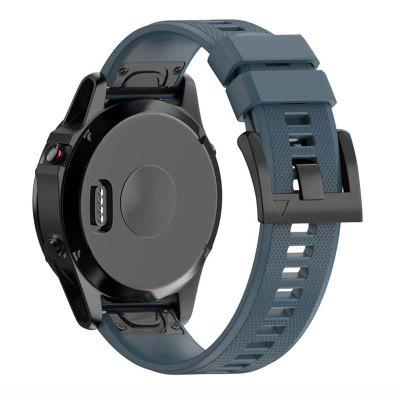 22 26mm Watchband for Garmin Fenix 5X 5 Plus 3 3 HR Forerunner 935 Watch Quick Release Silicone Easy fit Wrist Band Strap