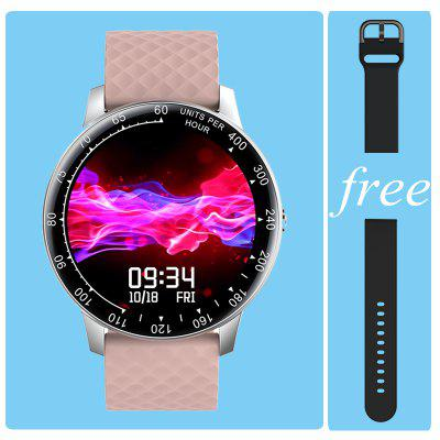 New Smart Watch H30 1.3inch Full Toch Smartwatch Waterproof IP67 Heart Rate Monitor Blood Pressure Oxygen for iPhone Android