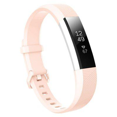Baaletc Bands Compatible with Fitbit Alta HR/Fitbit Alta Sporting Wristbands with Secure Metal Buckle for Fitbit Alta HR/Fitbit