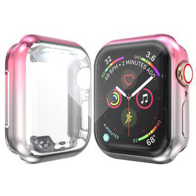 TPU Dazzle color Protective shell Case For Apple watch 1 2 3 4 5 iwatch 38 40 42 44mm