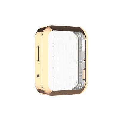Smart Watch Screen Protection Case Plating Anti-drop Tpu Transparent Rubber Sleeve Applicable For Xiaomi SmartWatch Women Man
