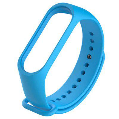 Watch Brand For M Band 4 Replace Strap Mband 4 Sport Silicone Strap For M3 Bracelet Replacement Wristband Accessories