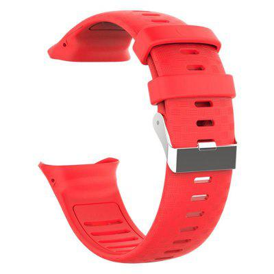 Silicone Watch Strap Wristband Bracelet Band For Polar Vantage V Smartwatch Replacement Wrist Strap Band Accessories