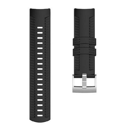 24mm Silicone watch strap tyre Lines Official and Quick dismantling for SUUNTO smartwatch 9 9baro