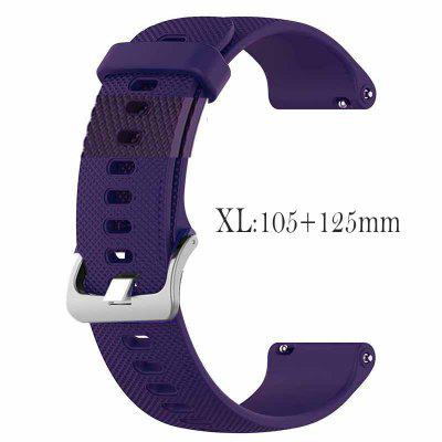 20MM Replacement Silicone Wrist Band Bracelet Strap for SUUNTO 3 Fitness Smart Watch Band Strap