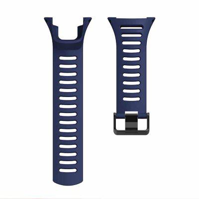 Silicone Watch Strap For SUUNTO Ambit1 Ambit 2 2R 2S Ambit3 3p/3s/3R Replacement watch band wristband accessories pulseira