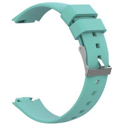 Accessory Soft Silicone Gel Replacement Watchband Strap Bracelet for ASUS ZENWATCH 3 Smart Fitness Watch  W1503Q