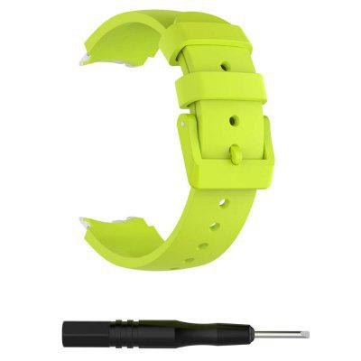 Silicone Replacement Watch Band Strap Bracelet For Ticwatch S Smartwatch with Tool