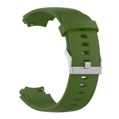 Silicone Watchband Strap For Huami 3 Smartwatch amazfit verge  A1801  Replacement 10 Colors Wrist Band Bracelet Straps