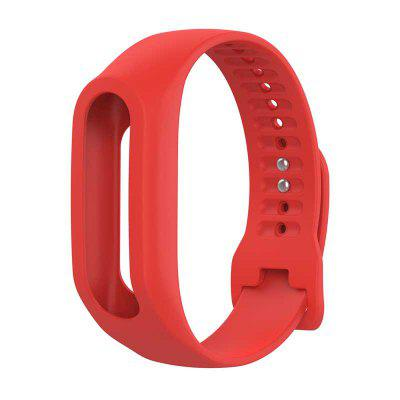 8 Colors Replacement Silicone Watch Strap for Tomtom Touch Sport Wristband Watch Band for Tomtom Touch Smart Bracelet