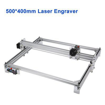 Desktop CNC Laser Engraving Machine 500x400mm Wood Laser Engraver