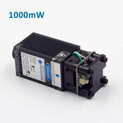 10W 15W Fixed Focus Laser Module PWM TTL For 2 or 3 Axis CNC Engraving Machine