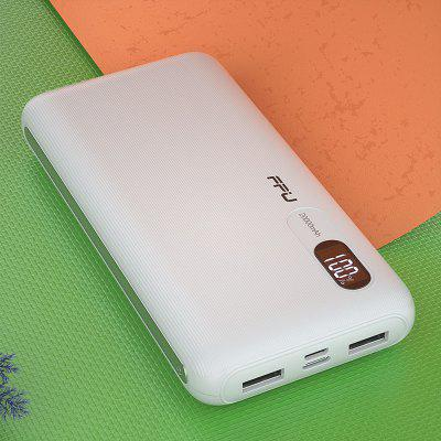 FPU 20000mAh Power Bank For iPhone Xiaomi LED Digital Display Portable External Battery Charger