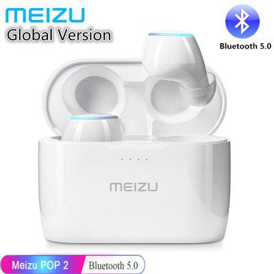 MEIZU POP2 TW50S Dual Wireless Auricolari TWS Bluetooth 5.0 Sport Auricolari In-Ear IP5X impermeabili