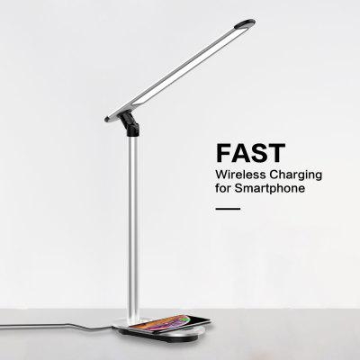 LED Desk Lamp ASIWO Fast Wireless Charger