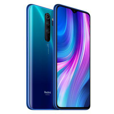 Xiaomi Redmi Note 8 Pro Global Version 128GB Blue EU phone Image