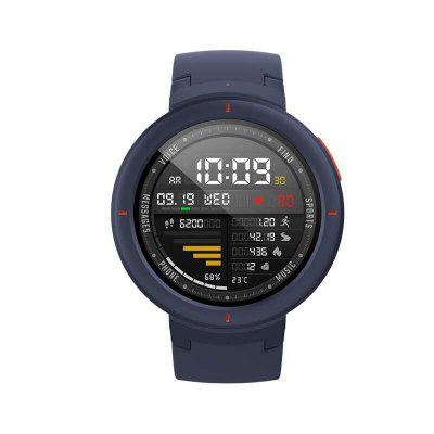 Amazfit verge 1.3 inch Smart Watch Bluetooth 4.0 Call / Message Reminder Heart Rate Monitor Functions