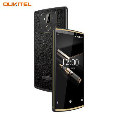 Unlock OUKITEL K7 Pro 4GB RAM 64GB ROM Smartphone 6.0 inch Android 9.0 MT6763 Mobile Phone 10000mAh Battery Face ID Fingerprint Image