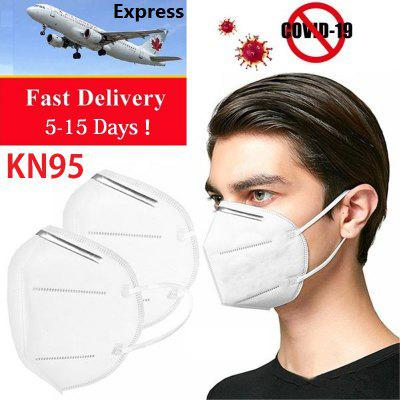 Fast Delivery Virus Face Mask FFP2 N95 KN95 KF94 Virus Flu Protection Respirator Mask 4 Ply Mask