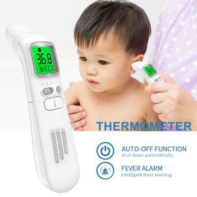 Multifunctional Ear Thermometer Fever Alarm Reminds Infrared Thermometers for Babies Children Adults