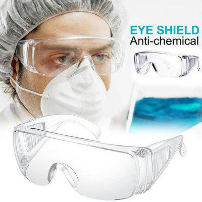 Safety Glasses Goggles Lab Eye Protection Protective Eyewear Clear Lens Workplace Safety Glasses