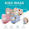 Kids Masks Activated Carbon Mask Cotton Reusable Washable PM2.5 Anti-Smog Anti-Dust Mouth Masks