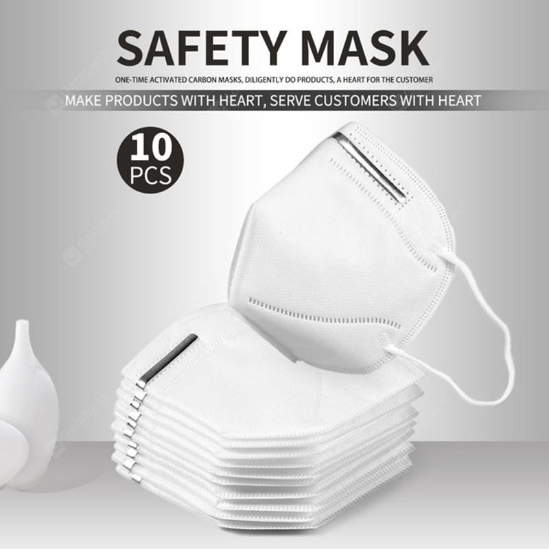 KN95 N95 Surgical Mask 5-Ply Virus Prote
