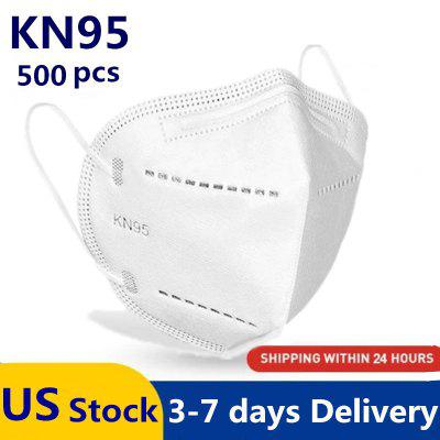 KN95 N95 Mask Dust Virus Protection Respirator with Melt-blown Filter Adults Masks