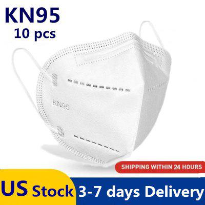 KN95 N95 Mask Dust Protection Respirator with Melt-blown Filter Adults Masks