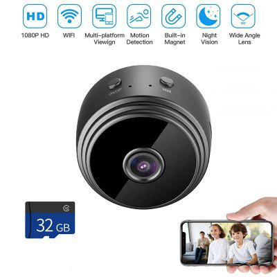 A9 Mini Camera WiFi 1080P HD Night Version Voice Recorder Wireless Camcorders Video Surveillance camera IP