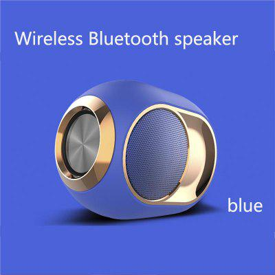 Bluetooth Speaker Wireless New Outdoor Card Small Audio Subwoofer