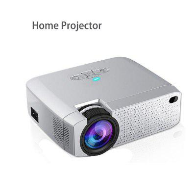 HD 1080p  LED Projector WiFi Home Projector Mini Projector
